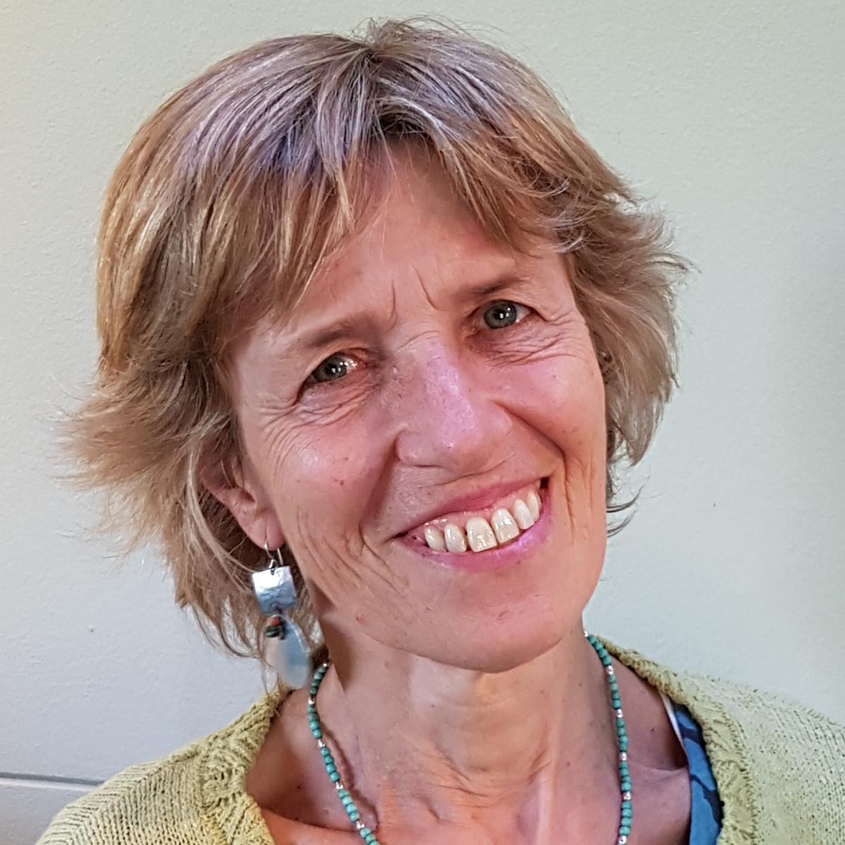 Writer Jane Bingham
