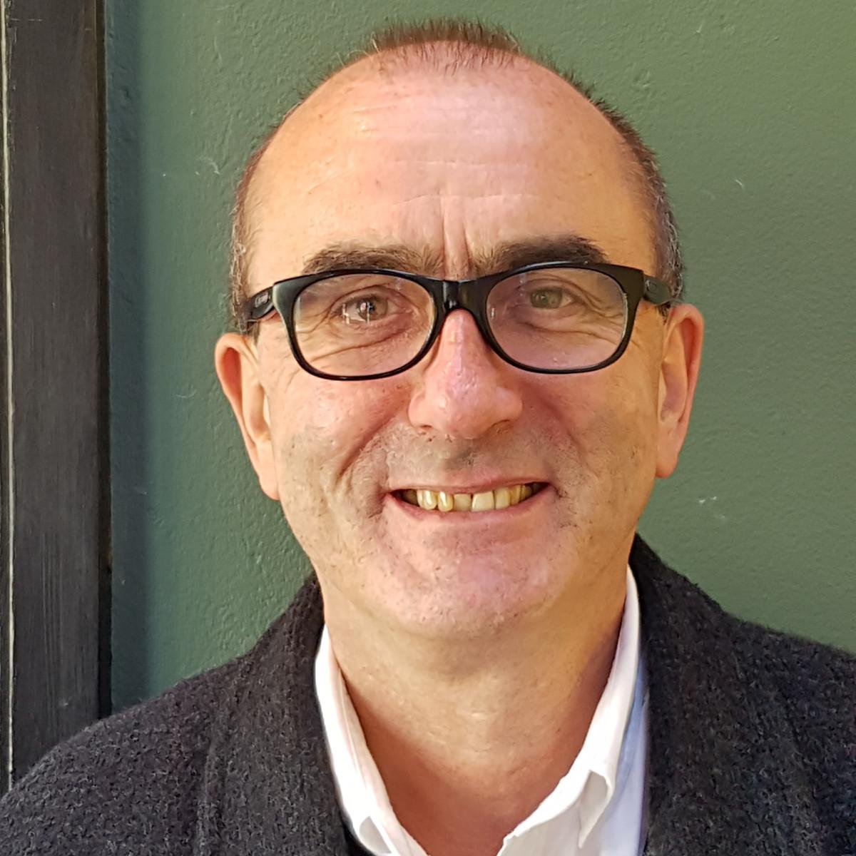 Writer Julian Evans